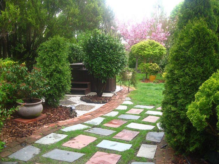 Jardines japoneses modernos 25 ideas de paisajismo for Ideas paisajismo jardines