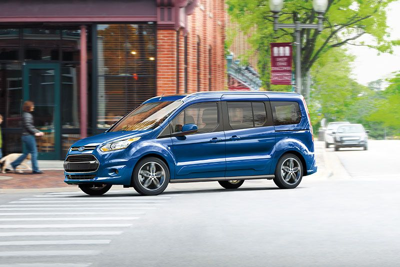 2018 Ford Transit Connect Passenger Wagon Cargo Van