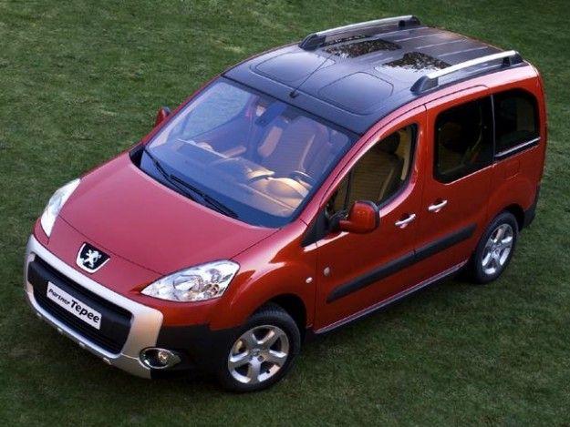 Peugeot Partner Tepee Tetto Auto Peugeot Cars Automobile