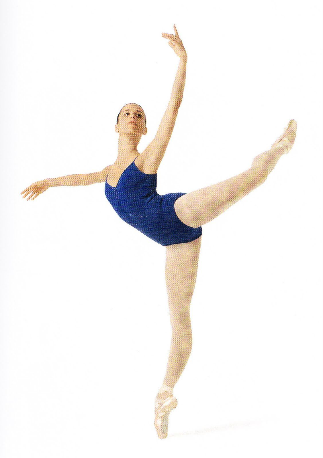 Image detail for -as ballet dancing is a gradual training of the ...