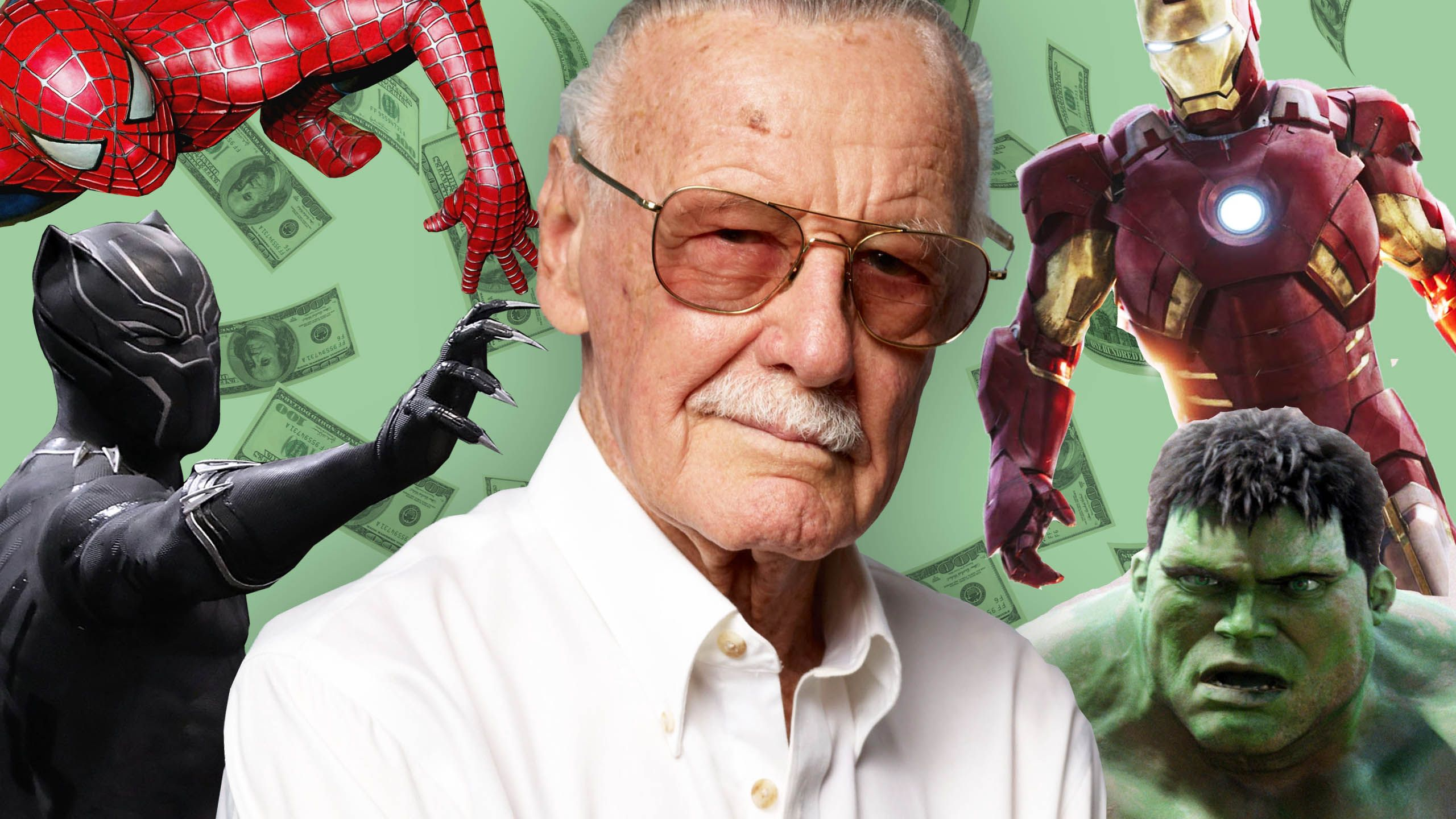 Months After Losing His Wife The 95 Year Old Comic Book Legend Is Surrounded By Charlatans And Mountebanks Tragic Stan Lee Old Comic Books Comic Heroes