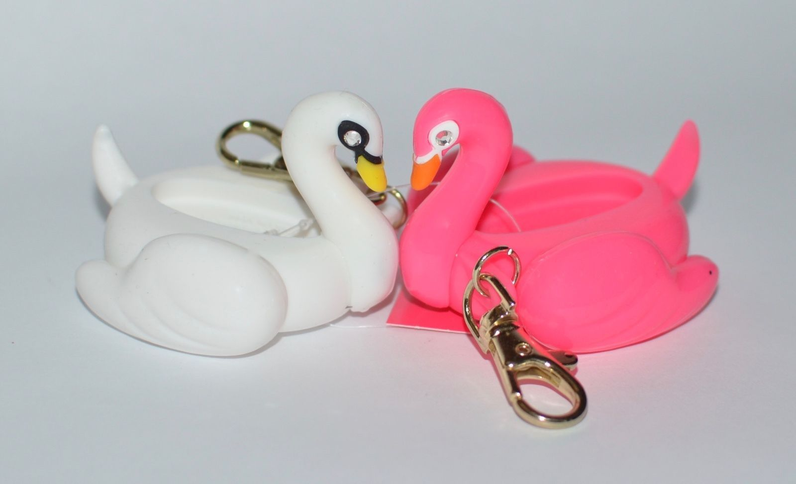 Bath Body Works Bff Swans Bird Set Pocketbac Holder Sleeve Hand
