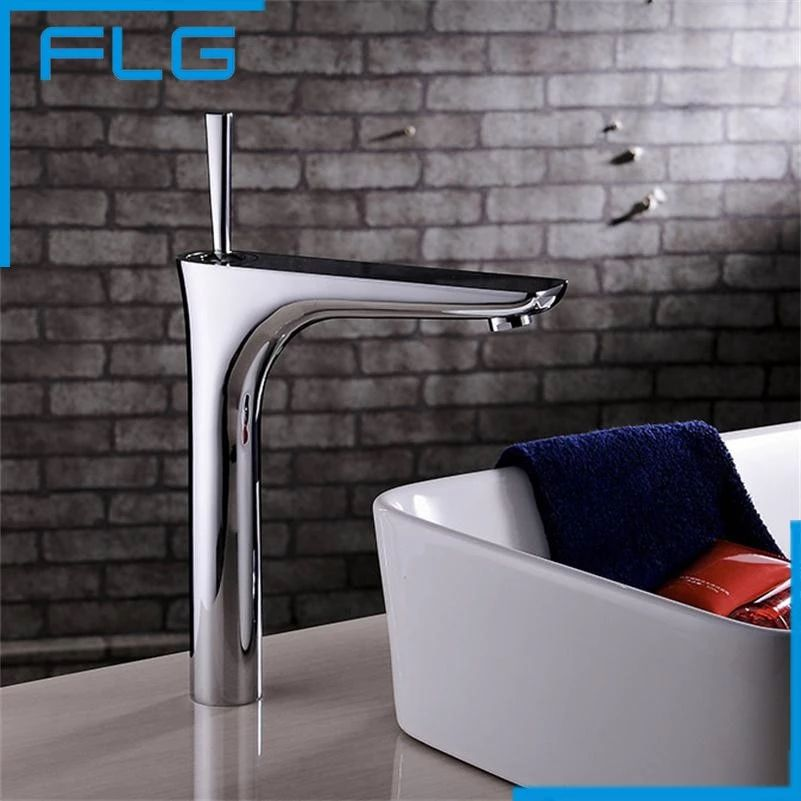 Etonnant Cheap Faucet Head, Buy Quality Faucet Cleaning Directly From China Faucet  Glass Suppliers: Elegant Creative Bathroom Basin Mixer Tap Chrome Finish  Bath High ...
