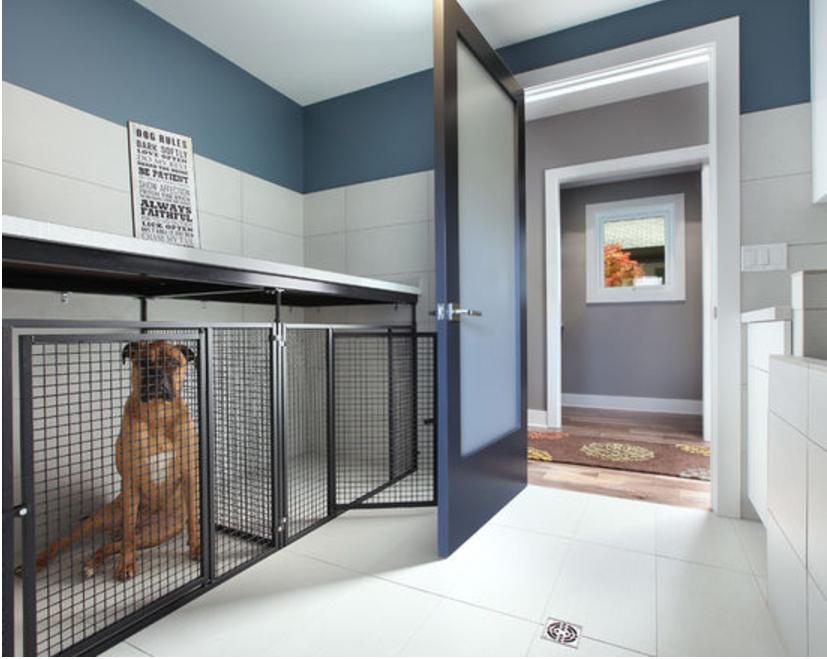 Épinglé par Beth Perry sur Dog Kennels and Crates   Pinterest