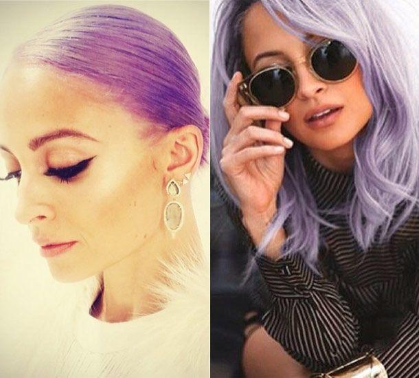 Nicole Richie and Demi Lovato unveil drastic new hairstyles - hellomagazine.com