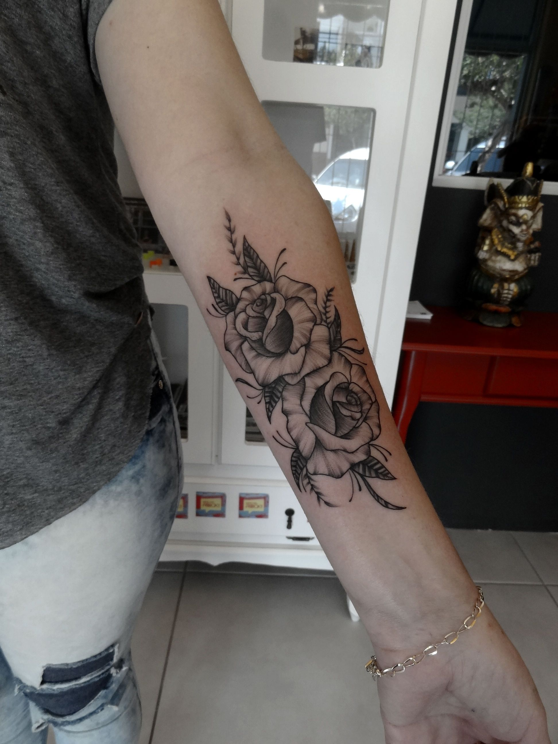 Tattoo by Patrick Leonard