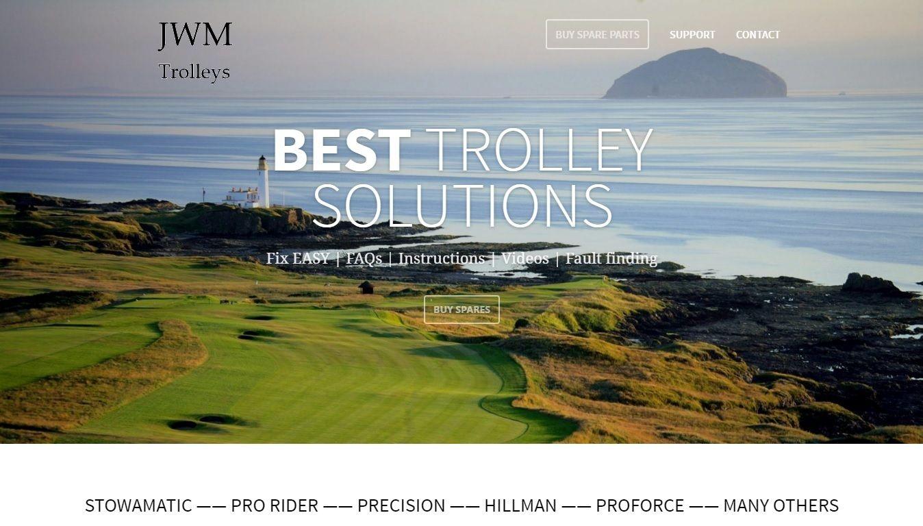 Golf Trolley Spares Golf Trolley Golf Golf Tips For Beginners