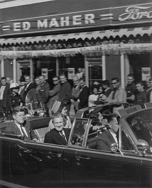 11 22 63 The Dallas Motorcade Kennedy Assasination Jfk