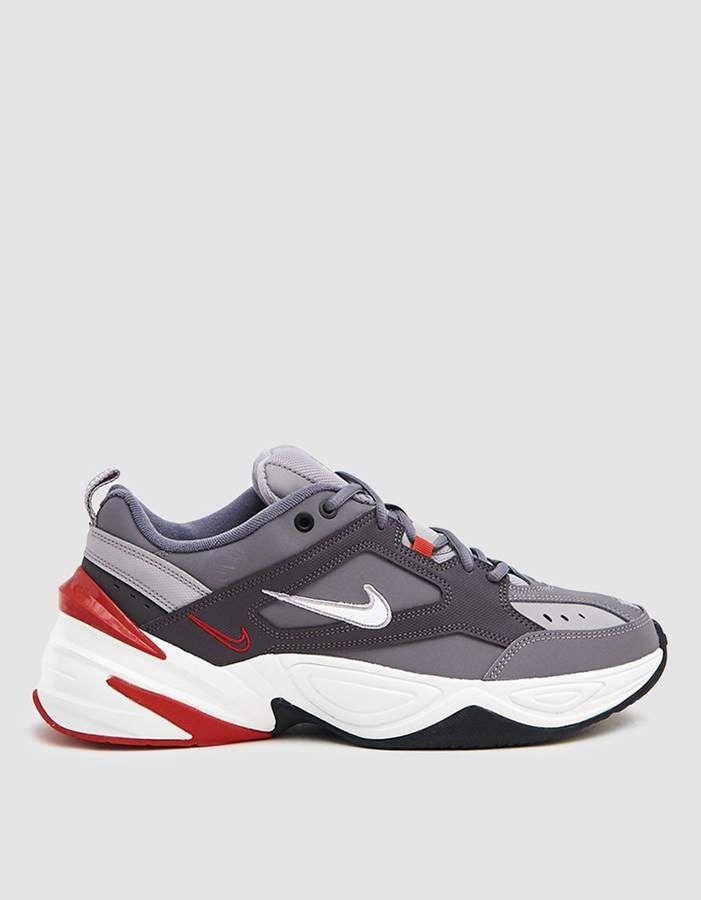 50bd7cfd Nike M2K Tekno Sneaker in Gunsmoke/Summit White in 2019 | Products ...
