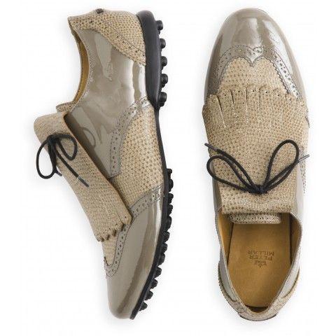 Lace-Up Golf Shoe - Shoes - Clothing