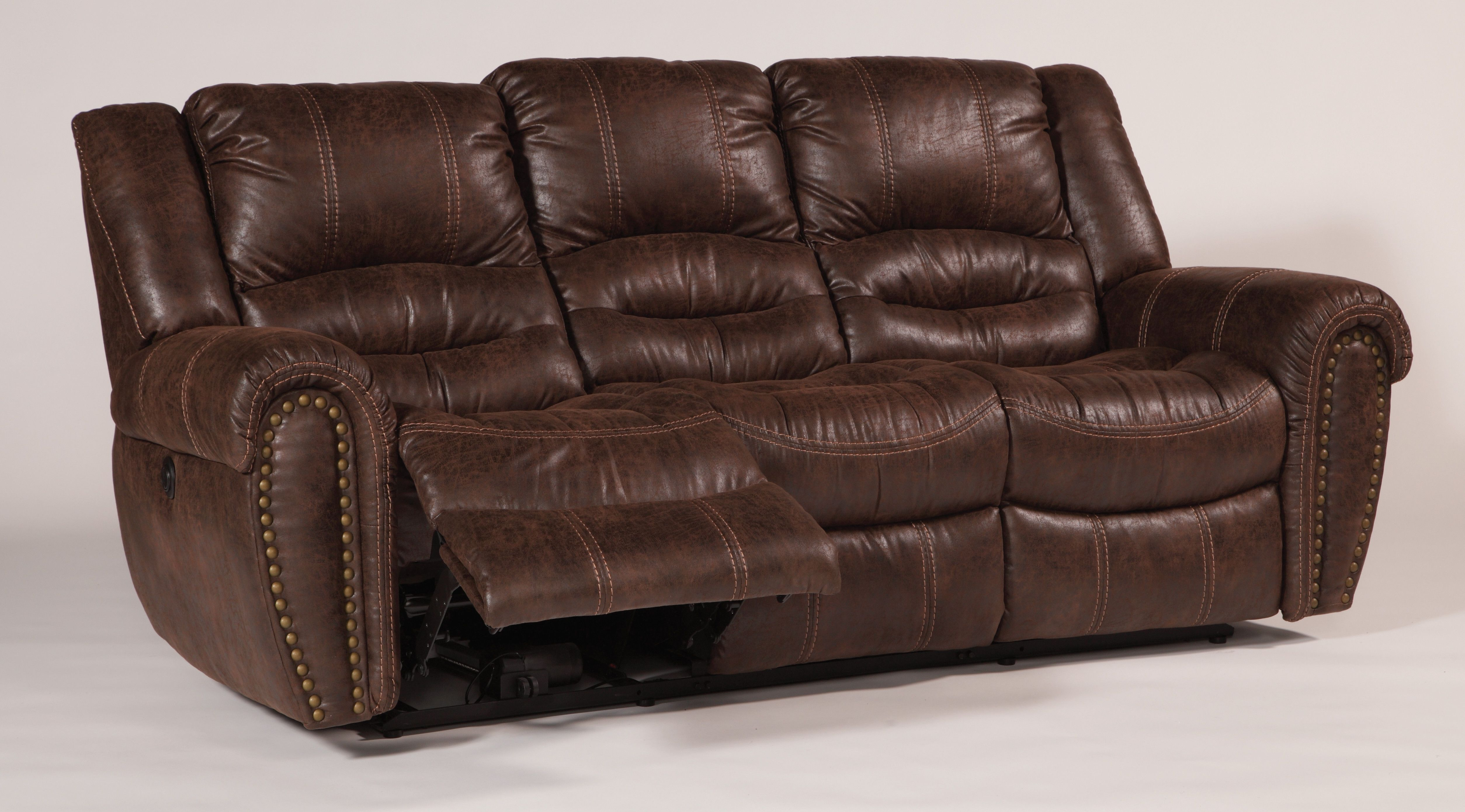 Downtown Latitudes Power Reclining Sofa 1710 62p Flexsteel Furniture Shopac Sofa Material Sofa Design Sofa
