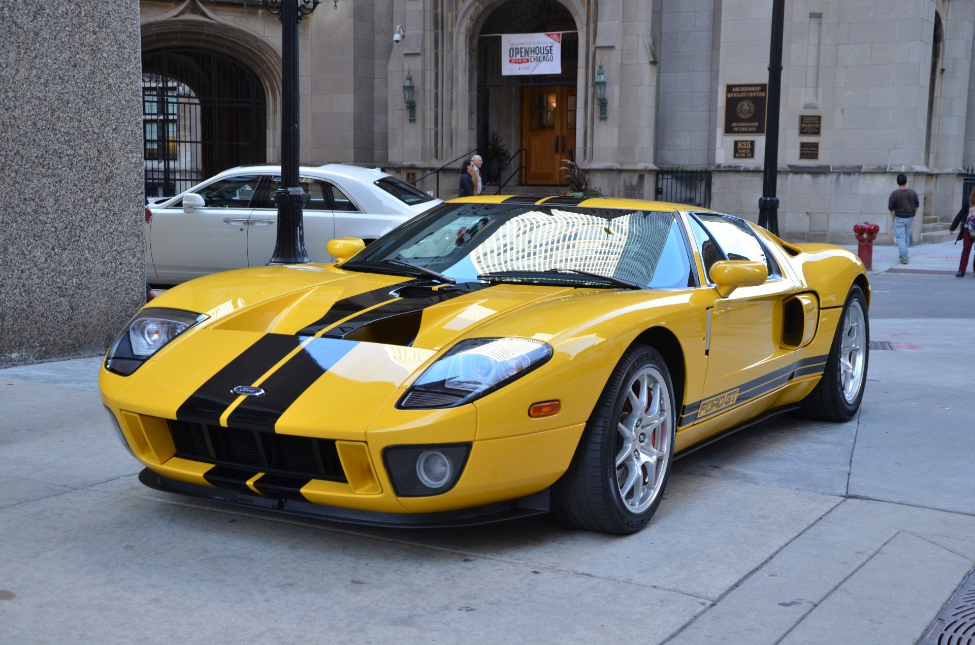 Used 2006 Ford Gt Chicago Il Ford Gt Ford Ford Gt40