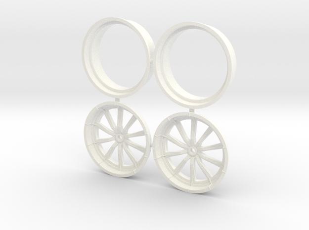 Custom Wheels 12 Spoke Spindle Mount Wheels Tri Ribb Custom Wheels Wheel Rims Wheel Custom Wheels