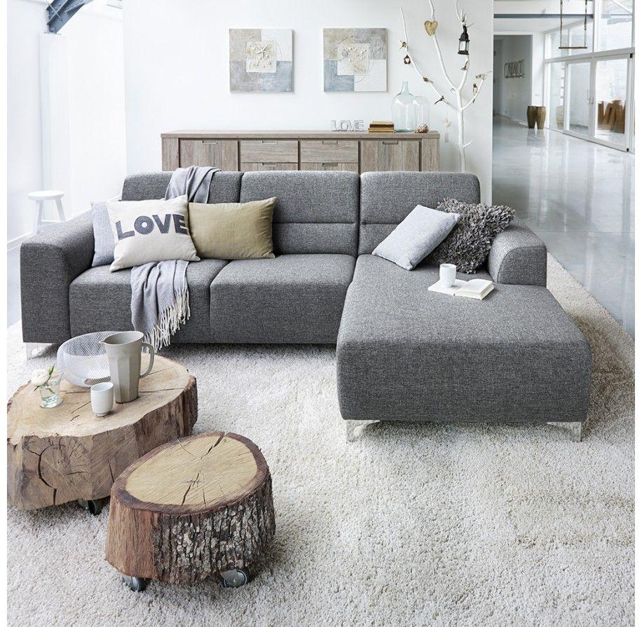 Bank longchair google zoeken wohnzimmer pinterest - Bank wohnzimmer ...