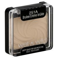 Wet N Wild Color Icon Single In Brulee Was Rated 4 6 Out Of 5 By Makeupalley Com S Members Read 304 Co Wet N Wild Beauty Products Drugstore Eyeshadow Dupes