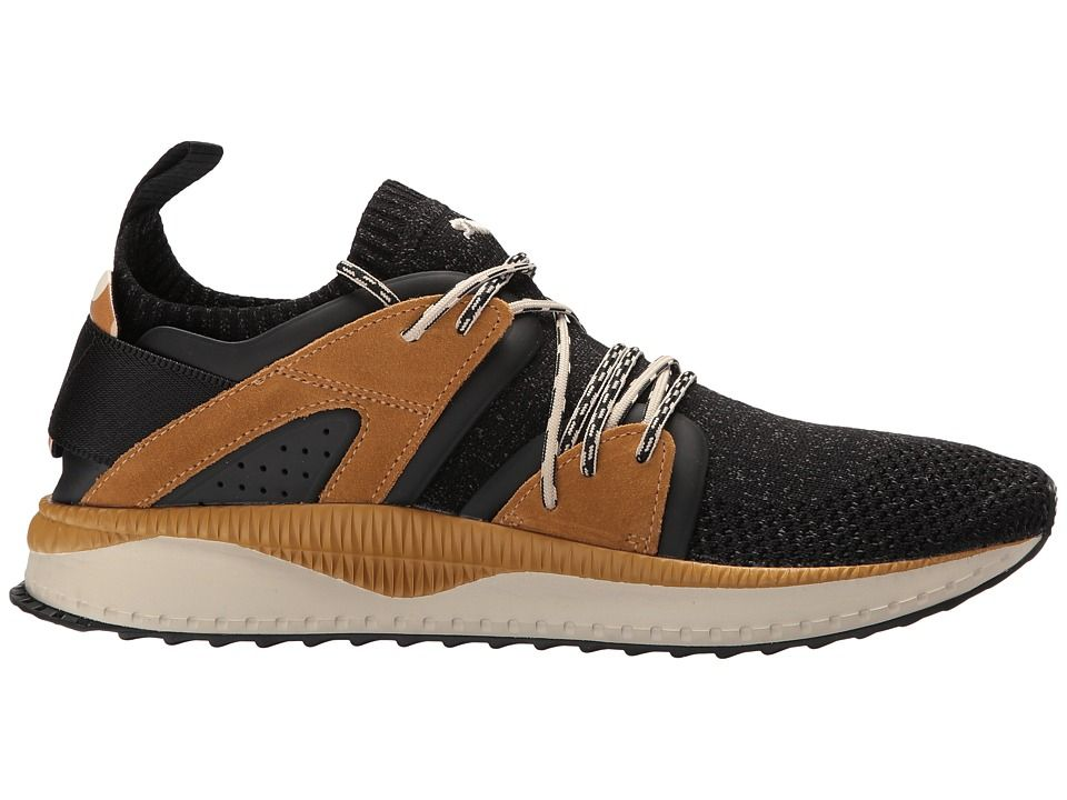 00c215ccca36a PUMA Tsugi Blaze evoKNIT Camo Men's Shoes PUMA Black/Golden Brown ...
