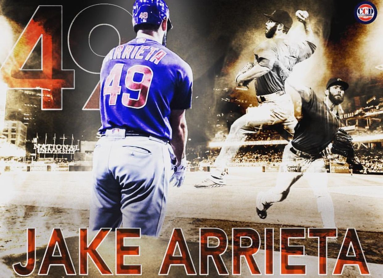Jake Arrieta - 2-0 in WS