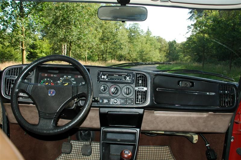 Saab 900 Safari interieur | interiors | Pinterest