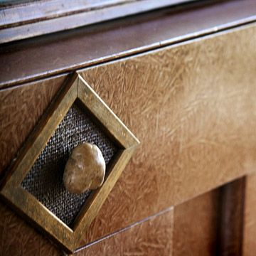 diy rock knobs for cabinets or doors drawers doors and dresser
