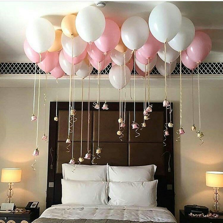 40th Birthday Room Decoration Ideas