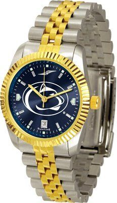 Pennsylvania State University Nittany Lions Executive Anochrome - Men's - Men's College Watches by Sports Memorabilia. $153.47. Makes a Great Gift!. Pennsylvania State University Nittany Lions Executive Anochrome - Men's