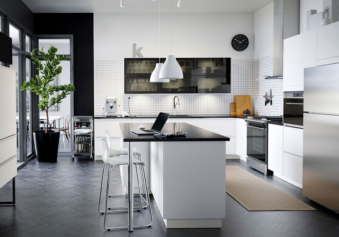 Inspirational Designer Ikea Kitchens