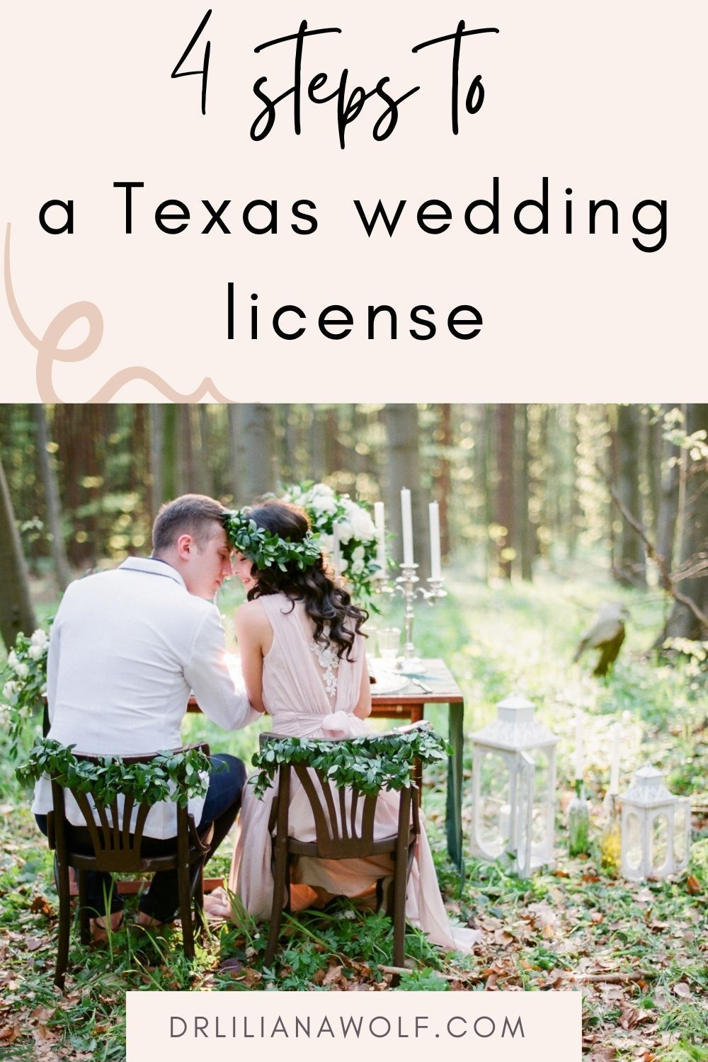 How To Get A Marriage License In Texas In Just 4 Steps In 2021 Marriage License Wedding License Preparing For Marriage