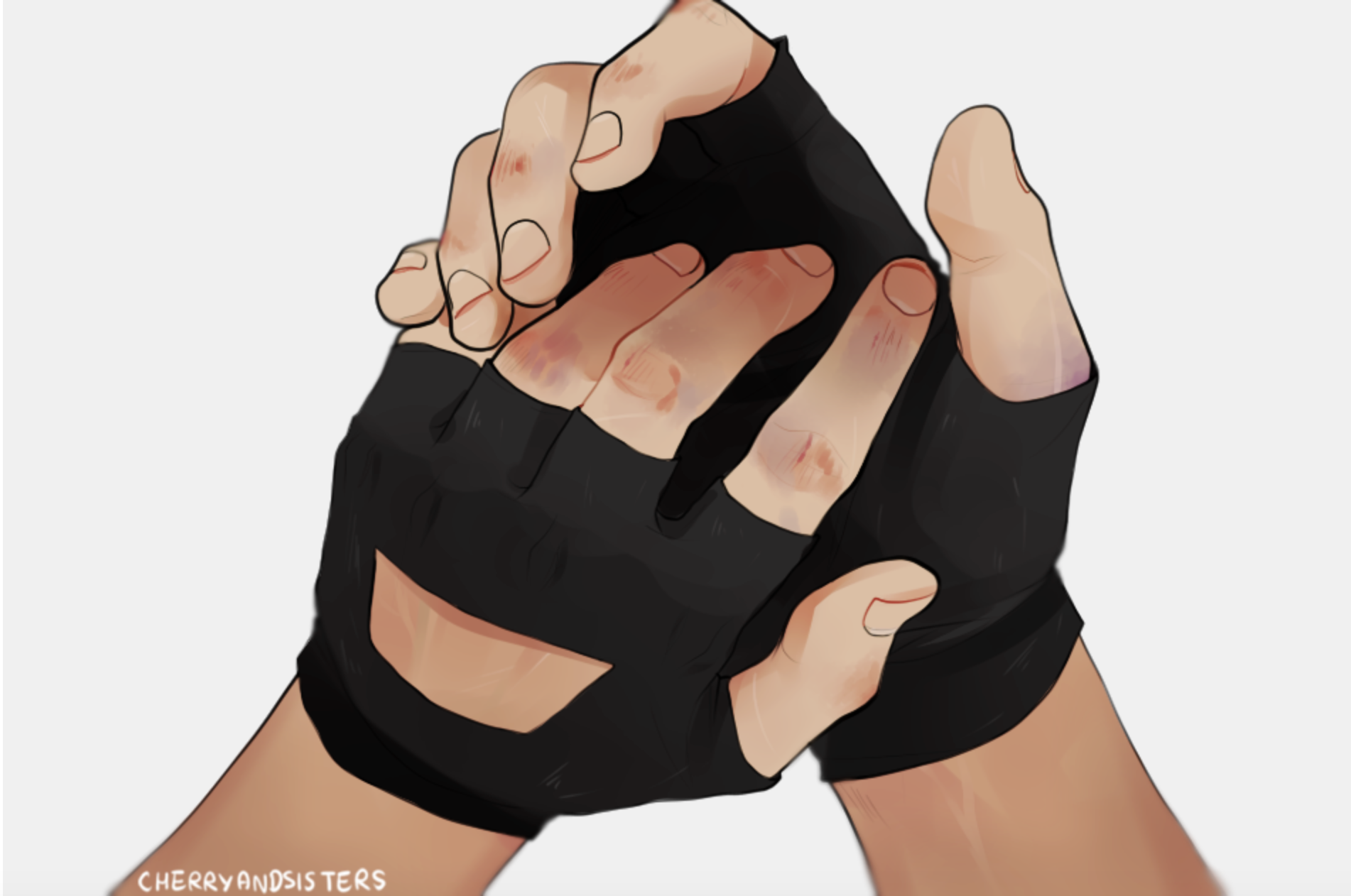 Keith Kogane Gloves