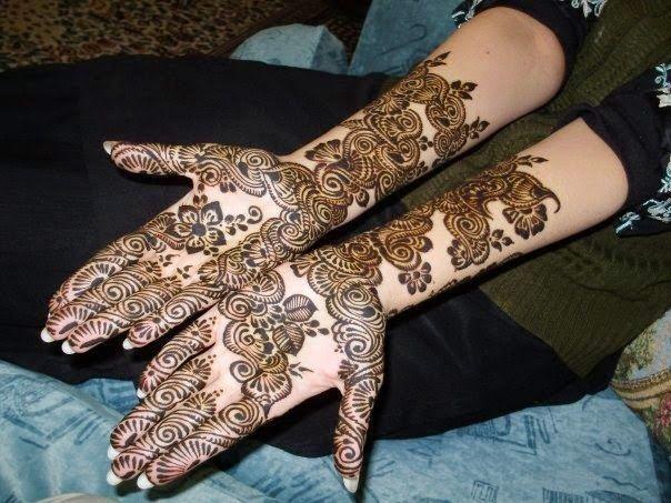 Mehndi Henna Care : Health care beauty tips : top 10 bridal mehandi designs 2015