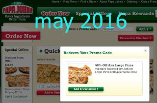 Free Printable Coupons Papa Joes Pizza Coupons Pizza