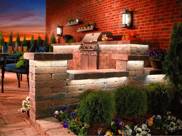 Outdoor Kitchen Lighting Ideas | Landscape lighting design ...