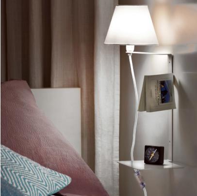 appliques murales applique liseuse lampe de chevet chambre louis pinterest lighting. Black Bedroom Furniture Sets. Home Design Ideas