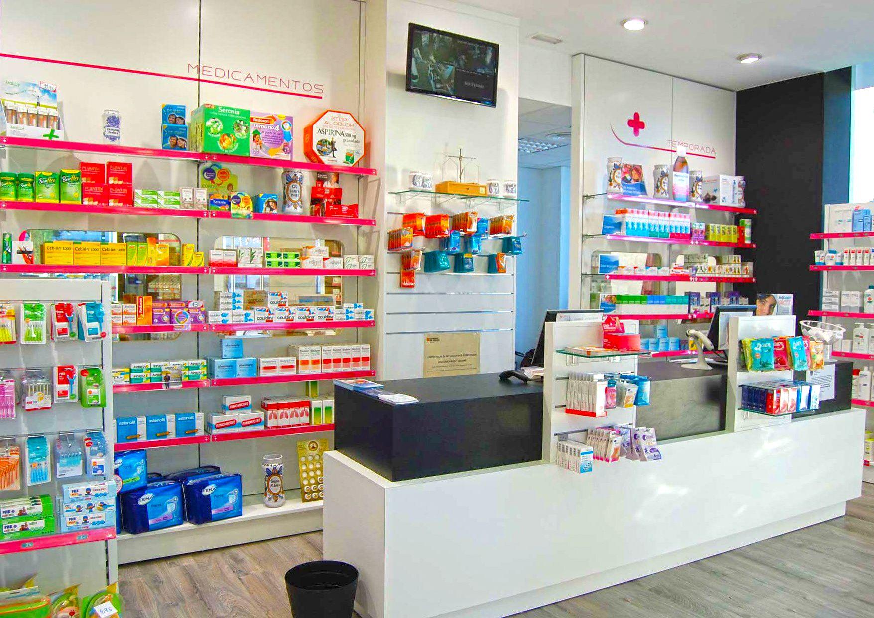 Farmacia Ines Vicente En Zaragoza Diseno Reformas Reforma