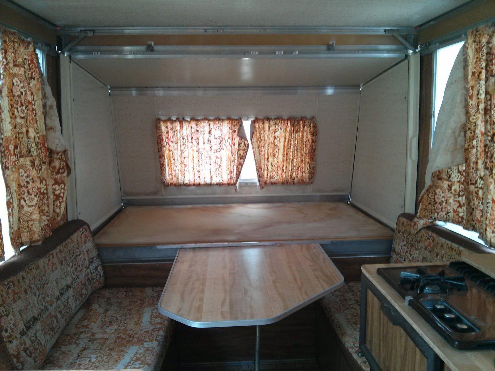 Apache camper curtains diy