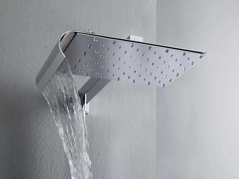 Water Con Doccetta.Tender Rain Viceversa 875 O 895 Euro 300 X 192 Mm 350 Mm Or