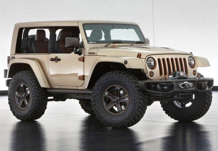 Jeep Wrangler 2017 года спереди АвтомобиРи Pinterest