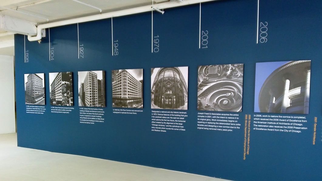 Indoor Building Signs Cushing Is A Leading Print And