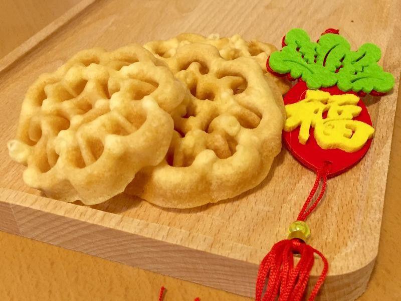 賀年食品—糖環