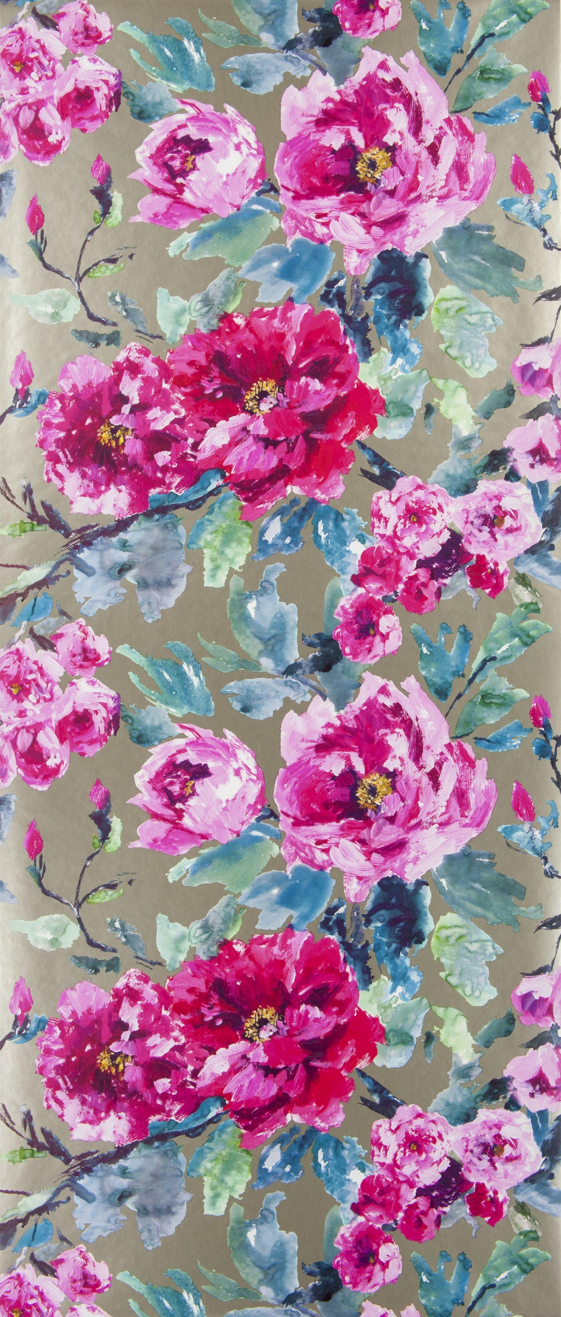 Designers Guild Shanghai Garden wallpaper Floral