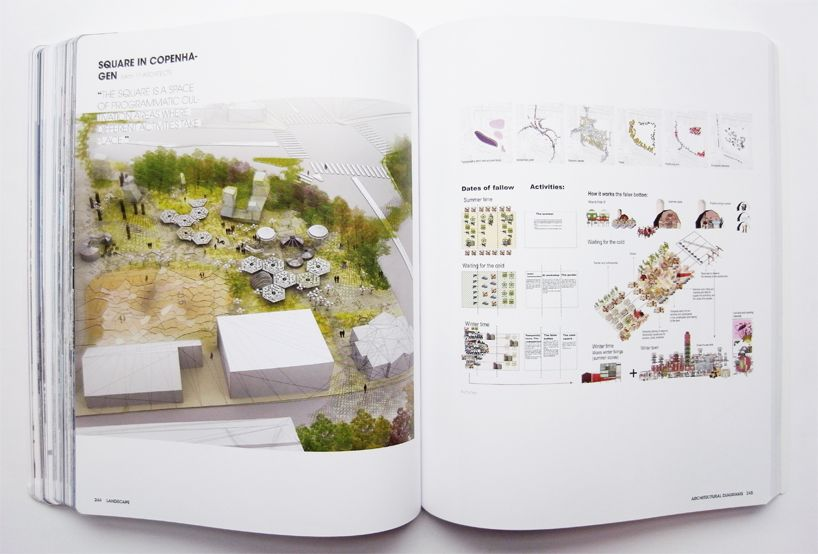 designboom book report  architectural diagrams