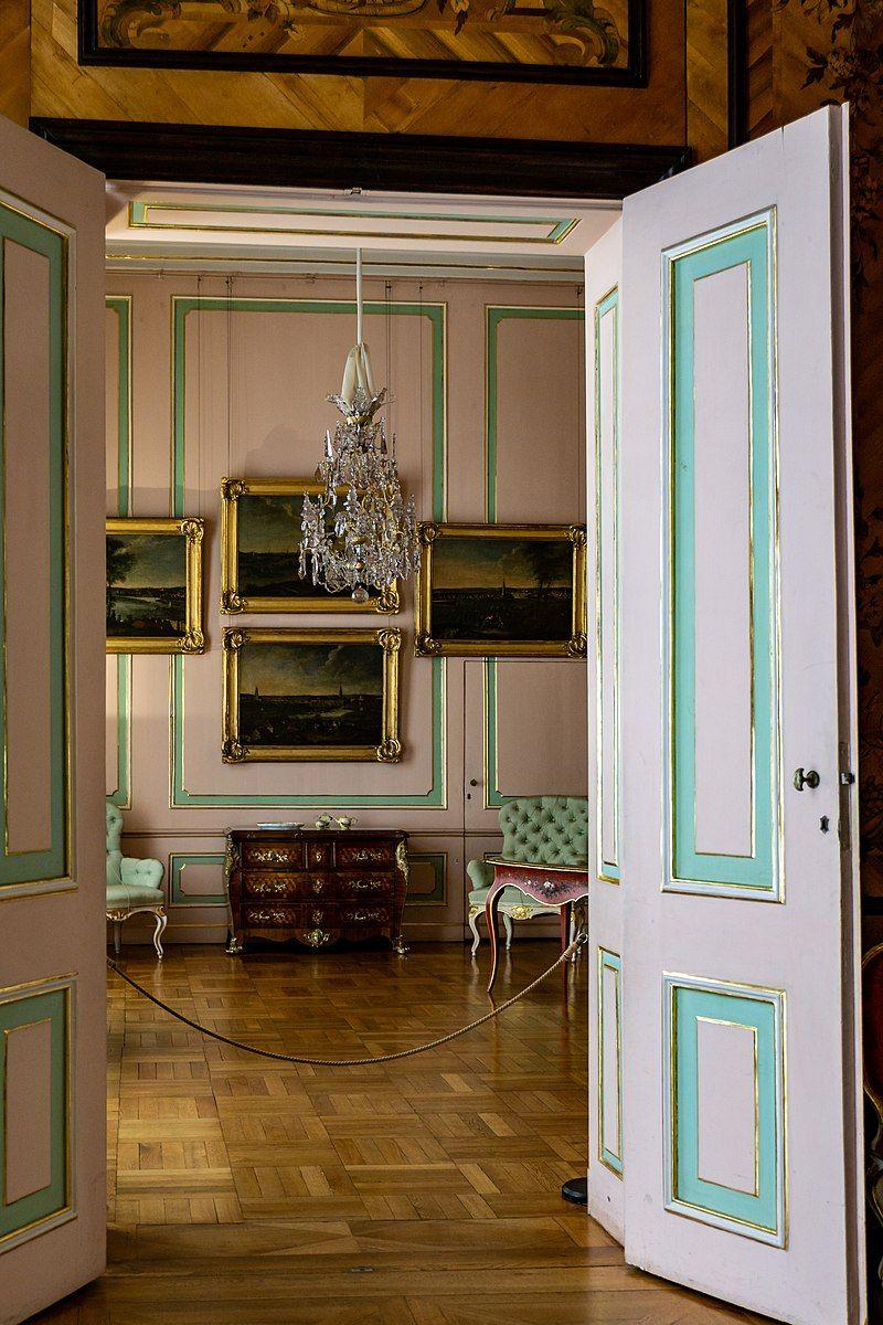 CategorySchlafzimmer der 4. Gästewohnung (Neue Kammern