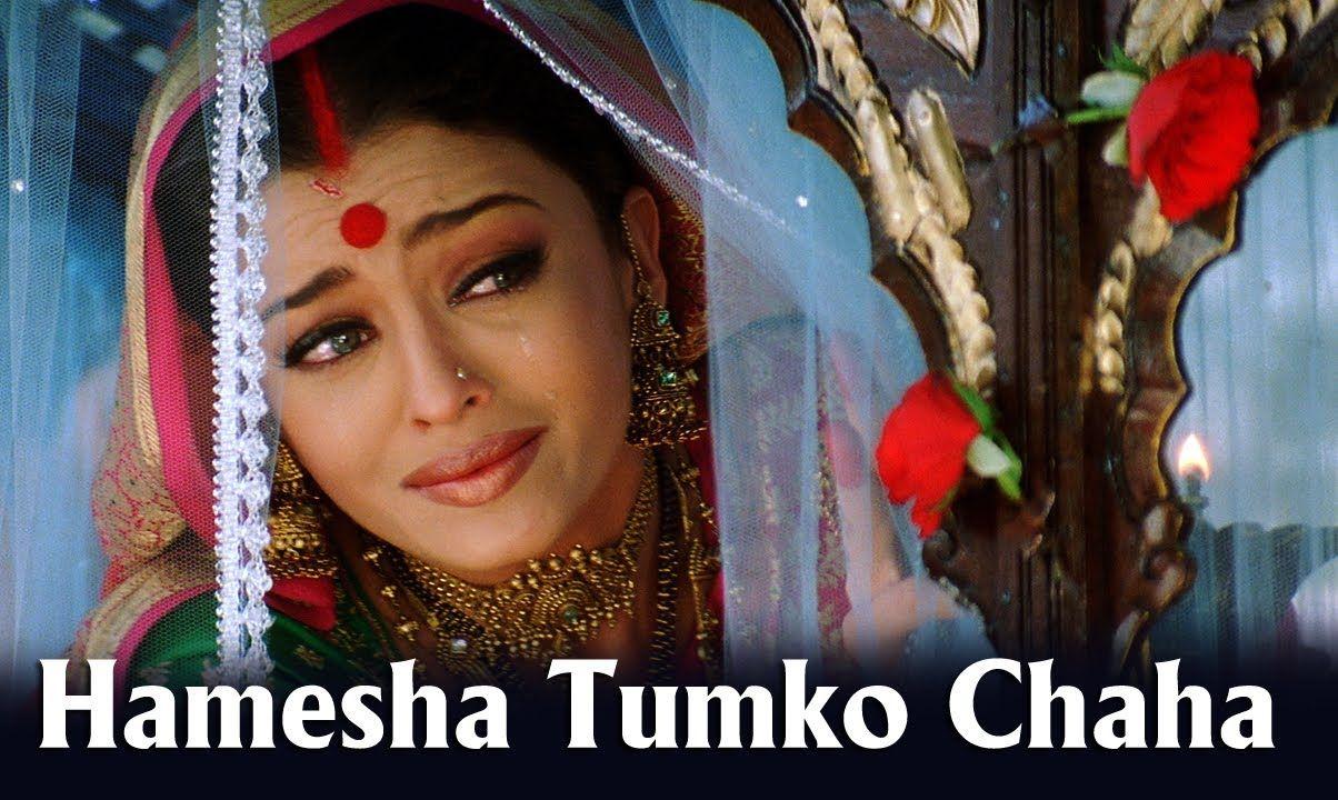 Hamesha Tumko Chaha Full Hd Video Song With Lyrics Devdas