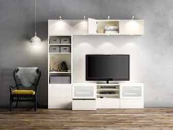 Go to BESTÅ planner | DIY and crafts | Ikea, Living Room, Wall