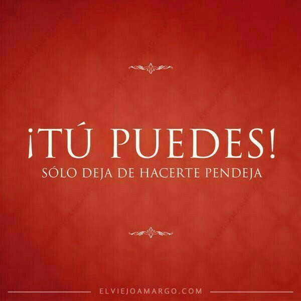 Si se puede!!!