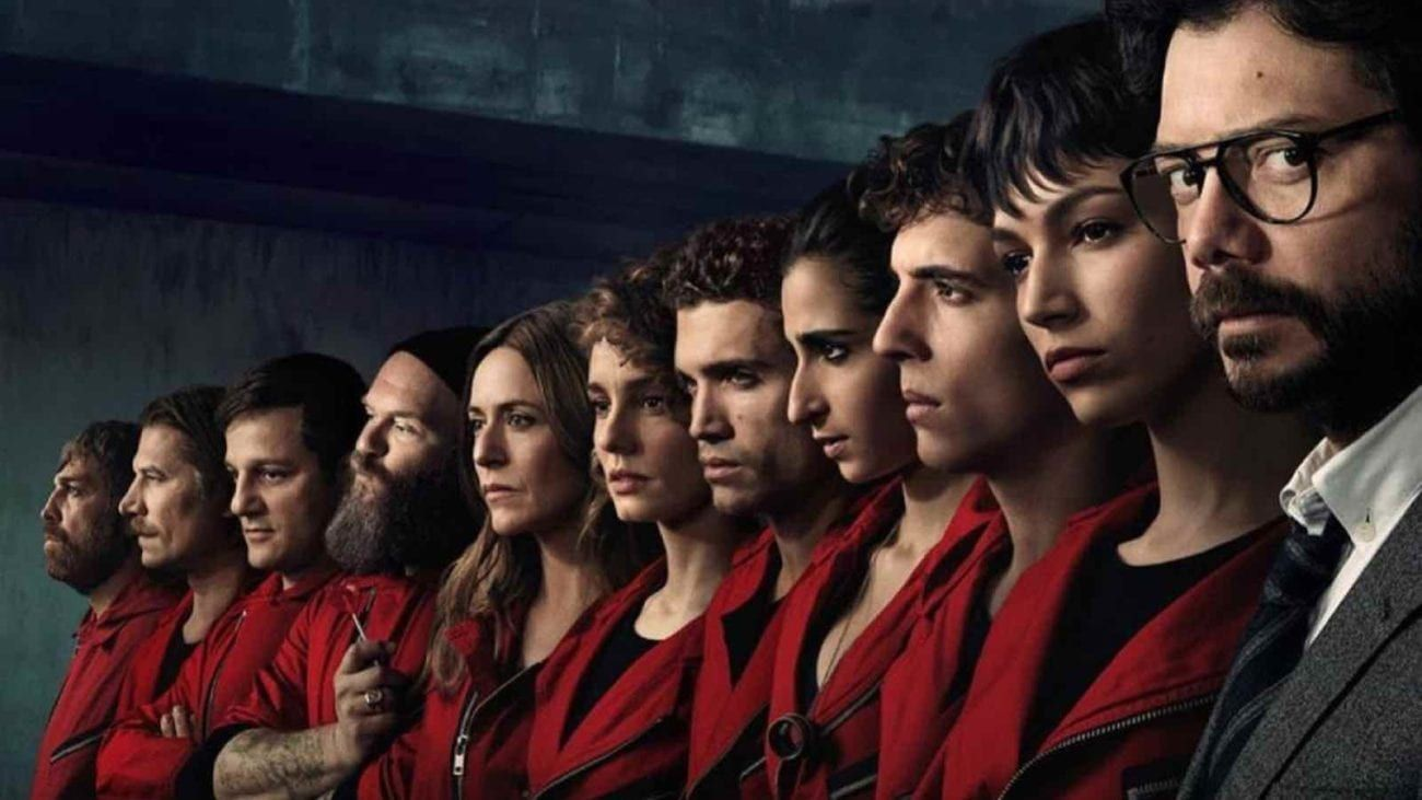 Watch Money Heist Season 1 Complete Only On All Movies World 2020