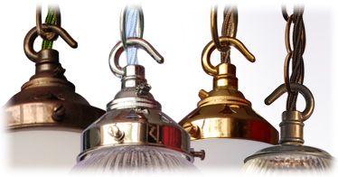 Light Shade Gallery & Lamp Shade Holder Fittings