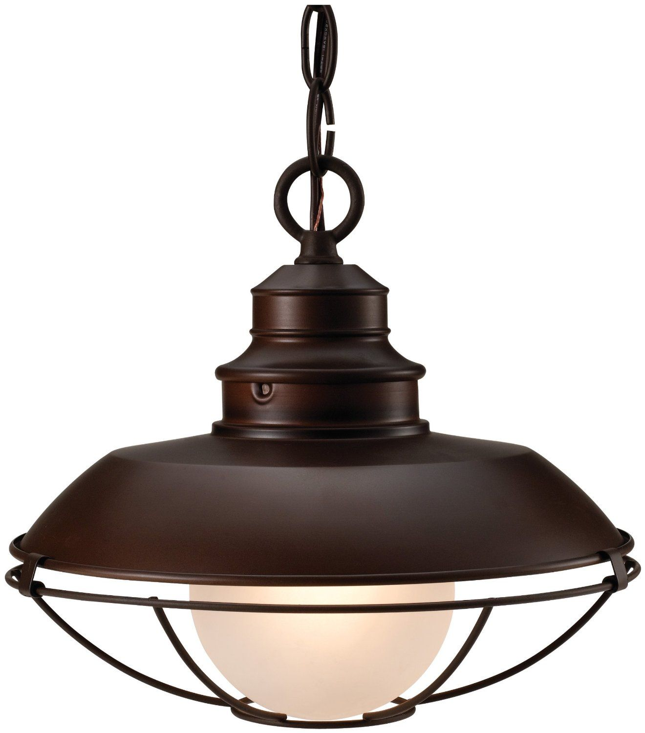 Hardware House H10 2872 Barnyard Outdoor Fixture Down Light Classic Bronze Ceiling Penda Outdoor Pendant Lighting Porch Light Fixtures Outdoor Barn Lighting