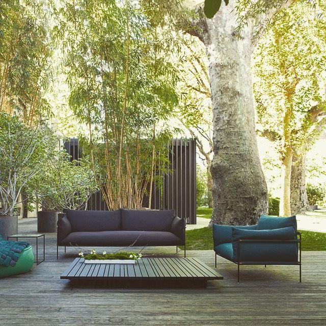 KABA' for Paola Lenti #sofa #armchair #design #outdoor