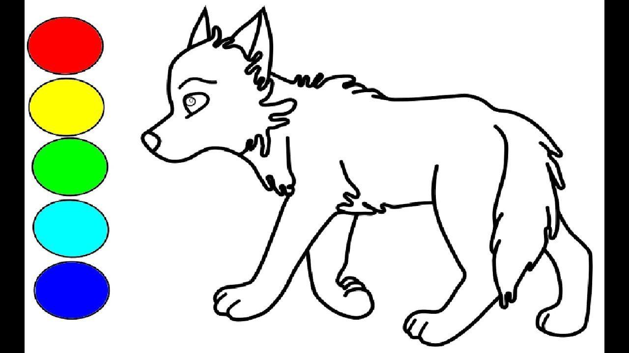 Fuchs Zeichnen Und Malen Fur Kinder Wie Man Tiere Zeichnet Art Hallo Youtube