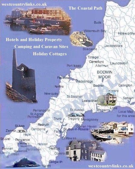 2011 06 Cornwall GB Reisen England Pinterest